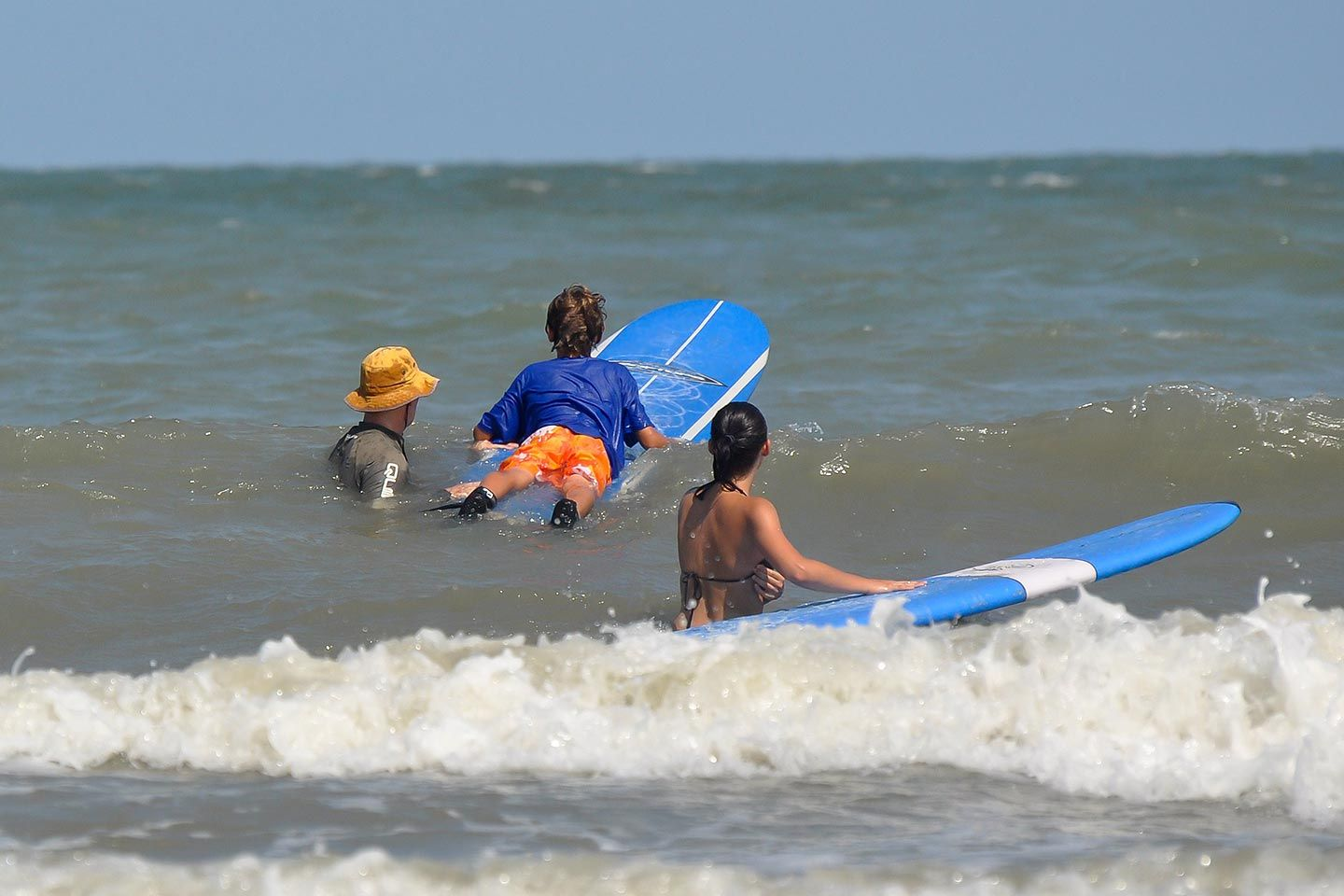 Surf Camp with Capt. Byron Via Palmetto Dunes Oceanfront