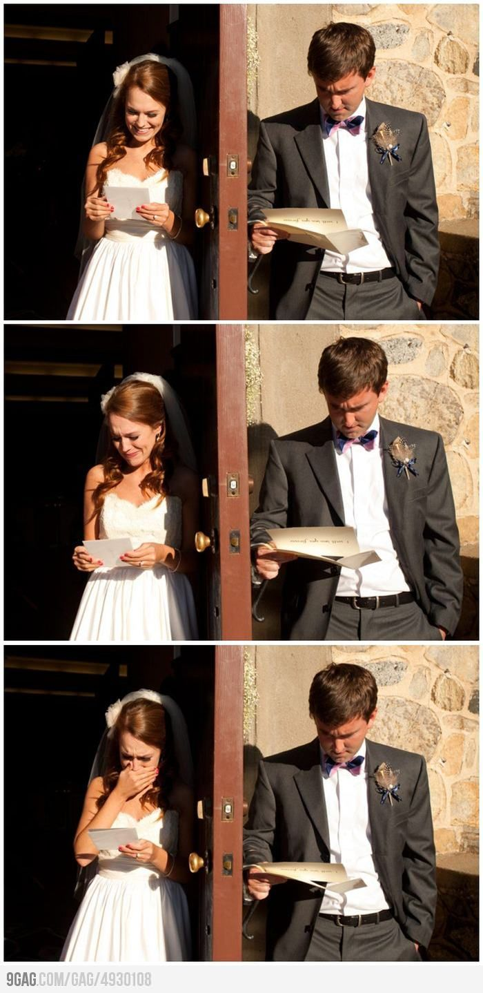Reaction To Love Letters Before The Wedding Man Vs Woman Men Vs