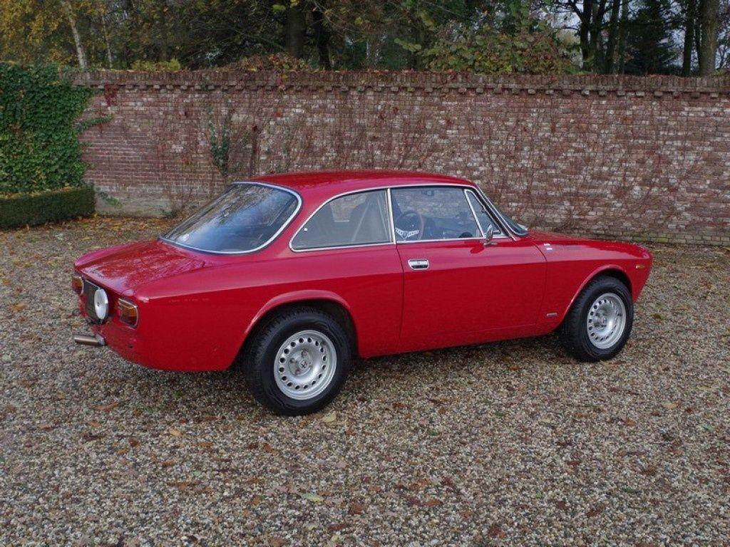 1966 Alfa Romeo GT Junior - 1300 Junior   Classic Driver Market ...