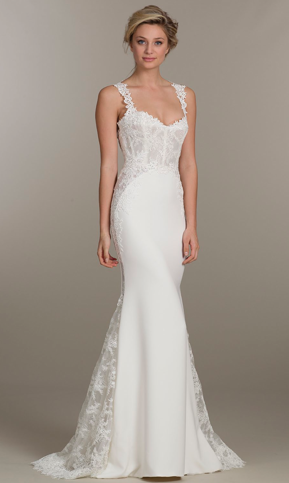Tk gowns bridal gowns and lace applique
