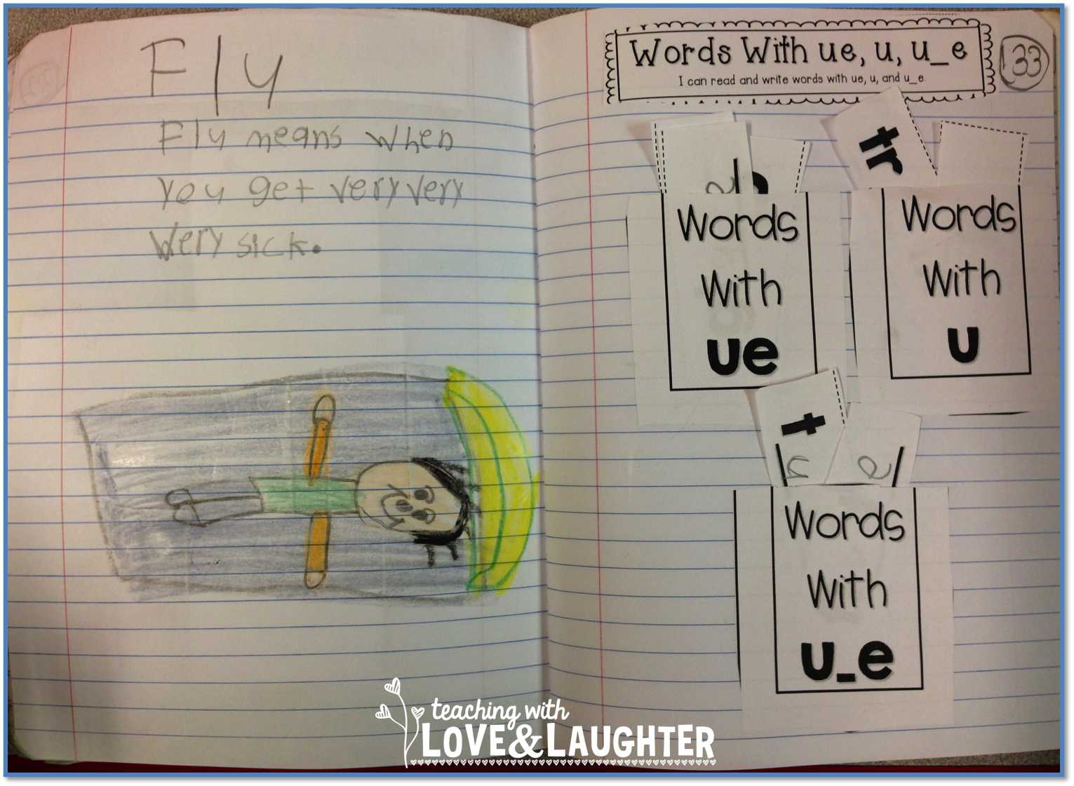 Teaching With Love and Laughter: Interactive Notebooks