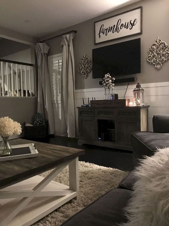 Living Room Furniture Rustic
