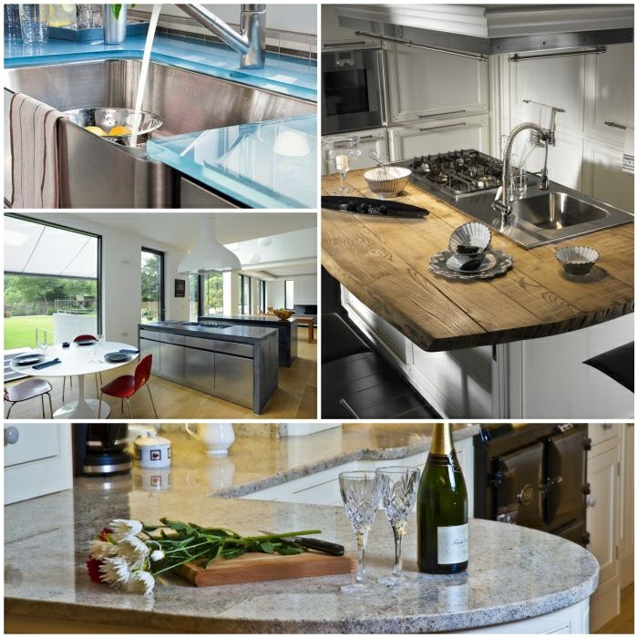 küchenarbeitsplatten küchengestaltung arbeitsplatten küche - arbeitsplatten granit küche
