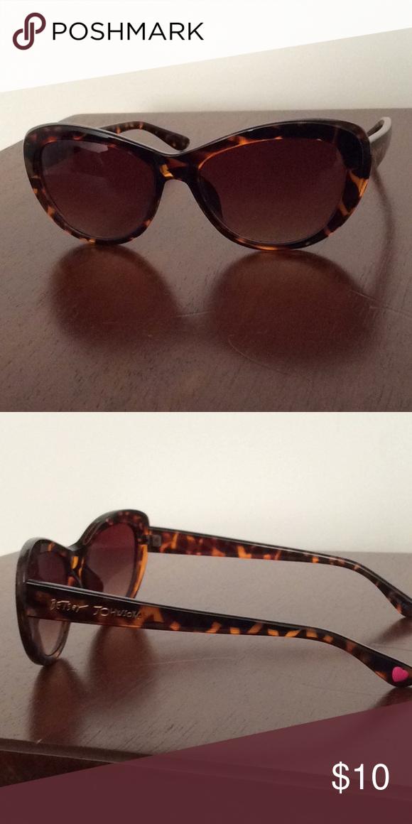 67c555e42a49 ... this listing on Poshmark  Betsey Johnson Cat Eye Sunglasses.   shopmycloset  poshmark  fashion  shopping  style  forsale  Betsey Johnson   Accessories
