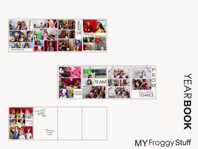 My Froggy Stuff: How to Make a Doll Book: Yearbook   Free Printable
