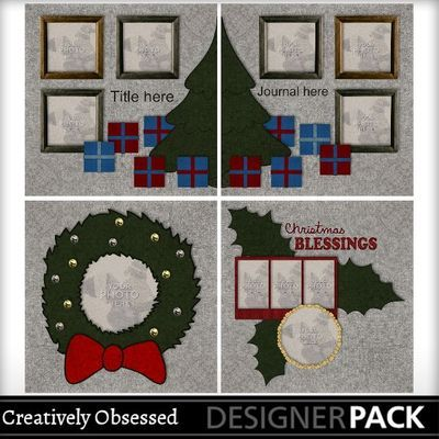 58% OFF! - Ugly Christmas Sweater 1 - 8 page Album $2.49 (Normally $5.99) Sale ends Jan 31!