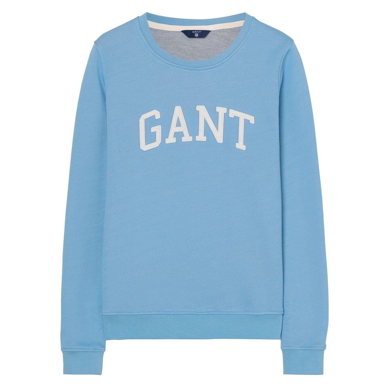 Gant damen campus sweatshirt xs blau jetzt bestellen unter