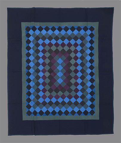 Philadelphia Pavement quilt, University of Alberta collection