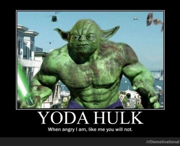 Weird Yoda Pictures 3