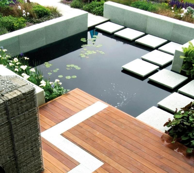 Bassin De Jardin  Ides Pour Rafrachir Votre Extrieur  Bassin