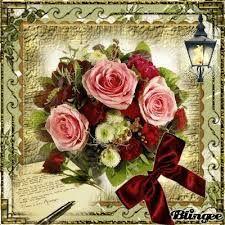 Resultado de imagen para flores vintage