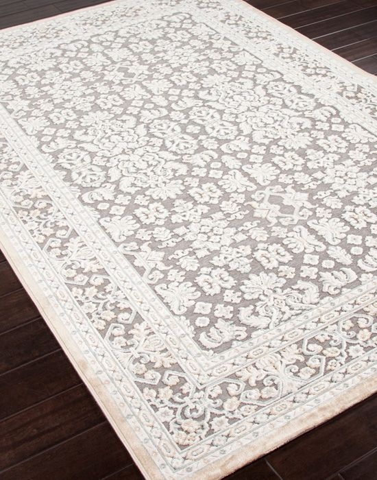 Jaipur Fables Fb08 Regal Gray Area Rug Payless Rugs