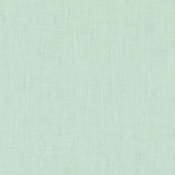 Mint Green Linen Fabric Solid Mint Green Linen Curtains Roman