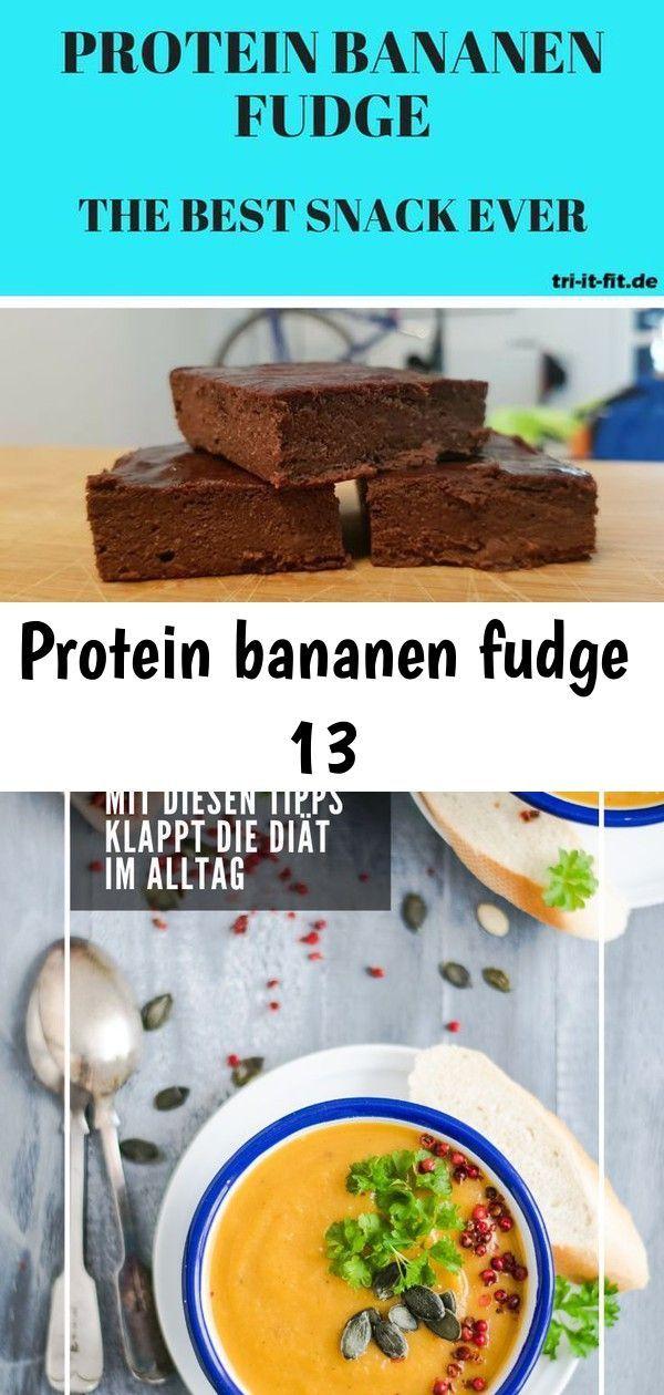 #fitness #protein #food #recipe #rezept #ernährung #healthy #gesund #snack #fudge #banana Mega-Trend...
