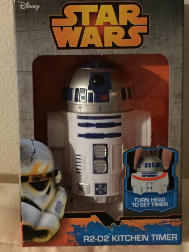 R2D2 Star Wars Kitchen Timer | Cosas frikis, Frikis y Cosas