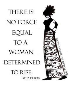 Black women rock