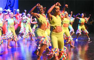 how to do the calypso dance