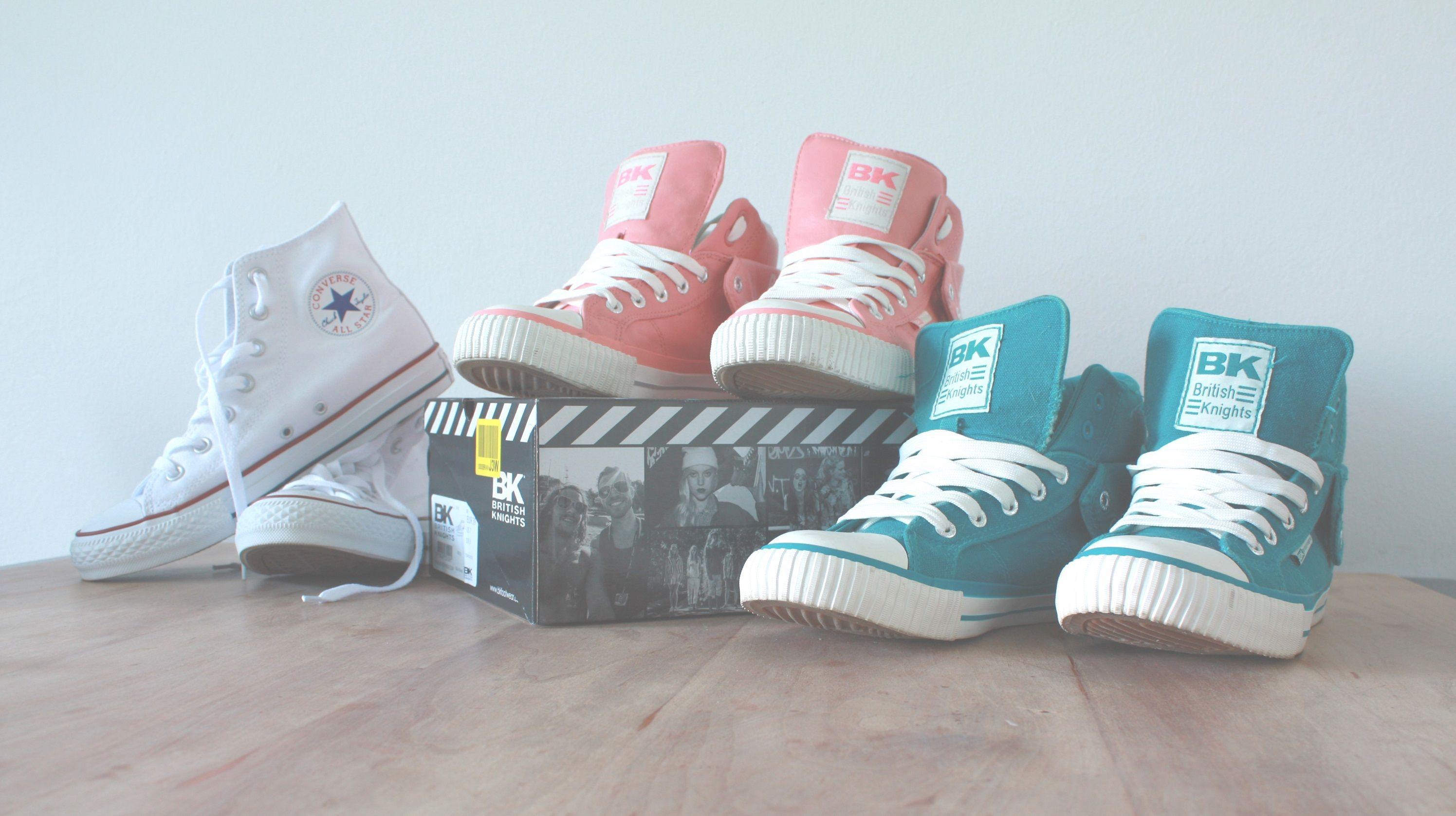 sneakers van bk besteld bij @zalando