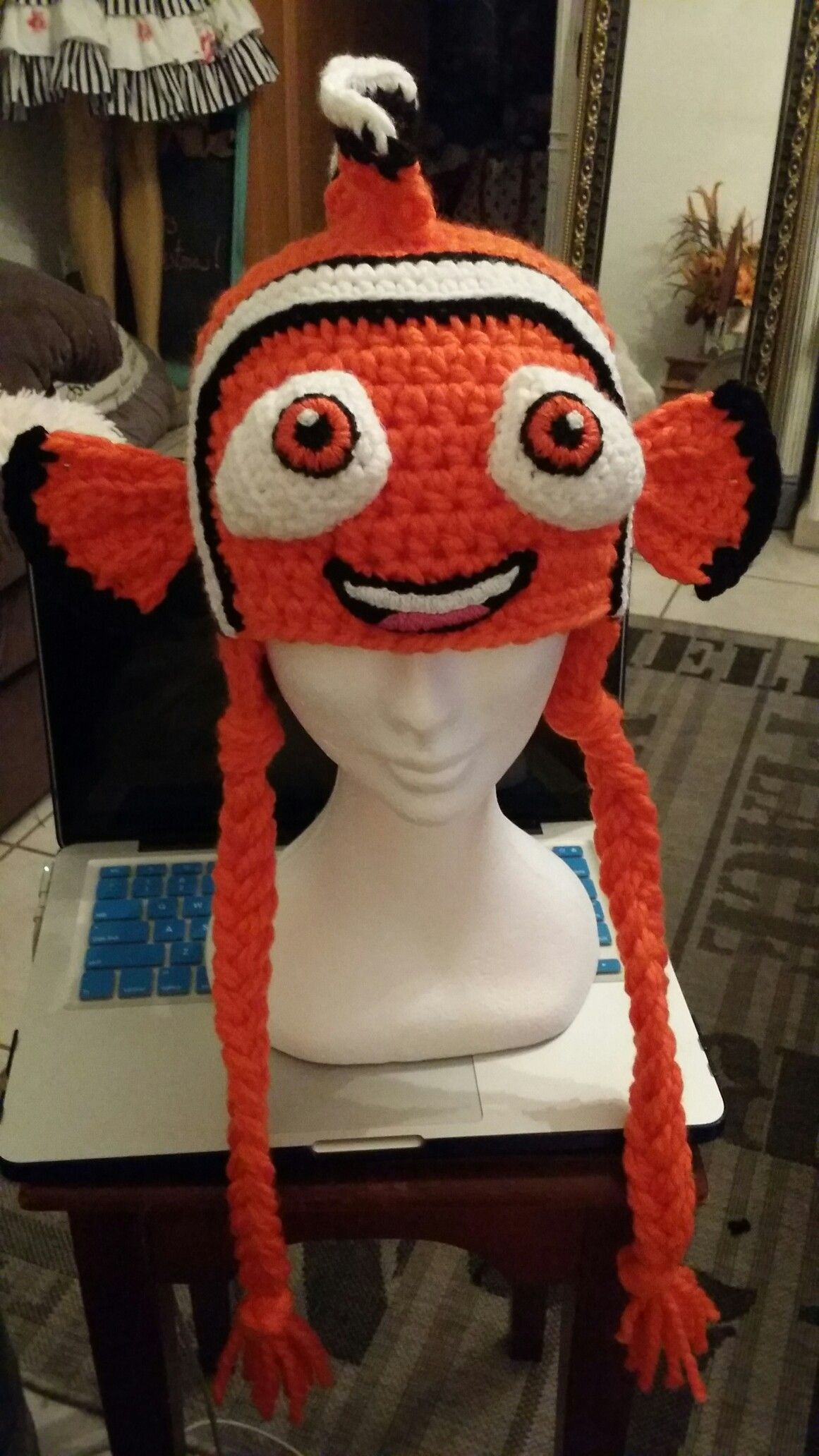 0e996ac968287 Finding Nemo hat