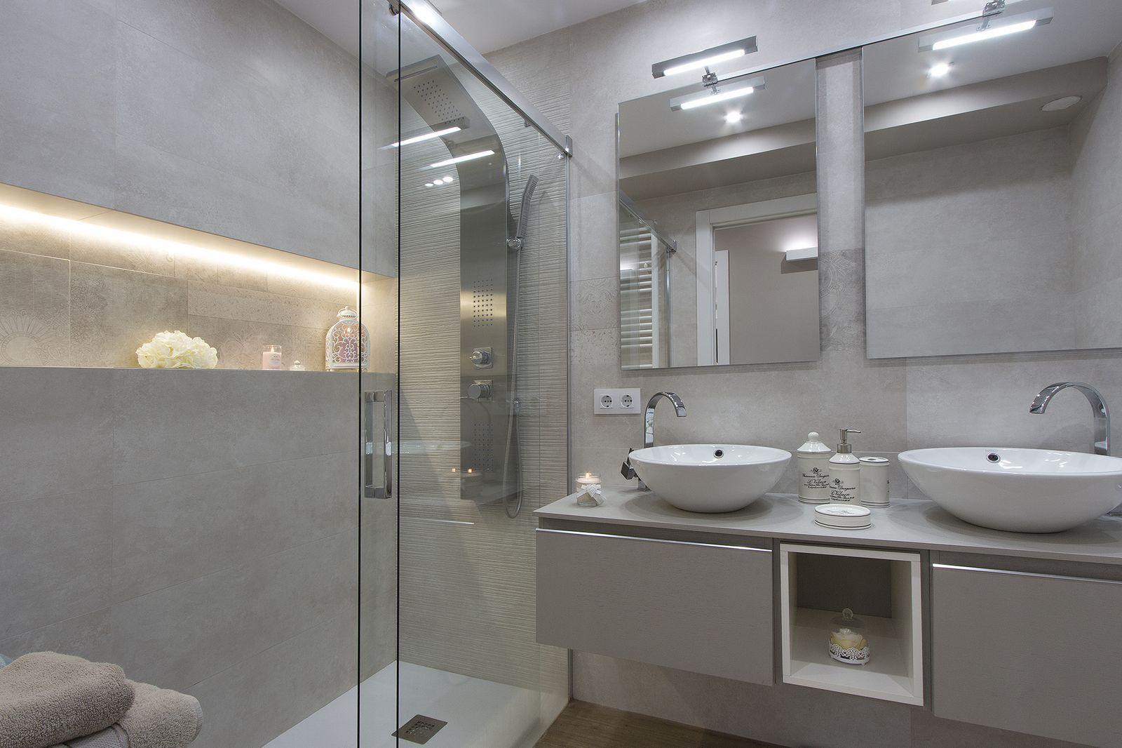 Este piso con aires románticos en La Rioja nos ha enamorado desde la entrada ❤️