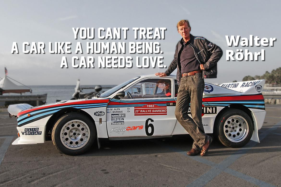 The Car Group >> You Can T Treat A Car Like A Human Being A Car Needs Love
