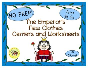 Classic Literature: The Emperor's New Clothes