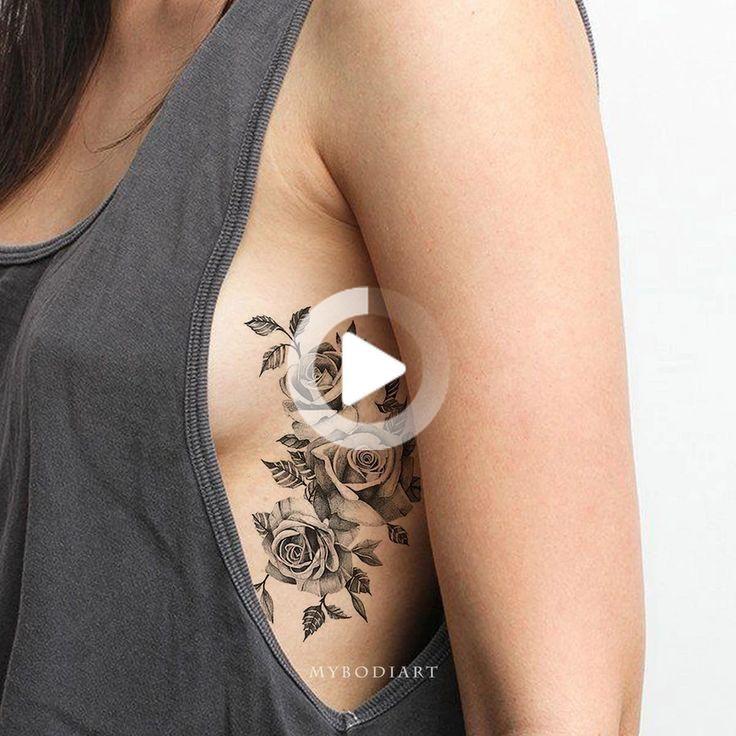 rose tattoos on shoulder outline #rose #tattoos #shoulder #outline - r
