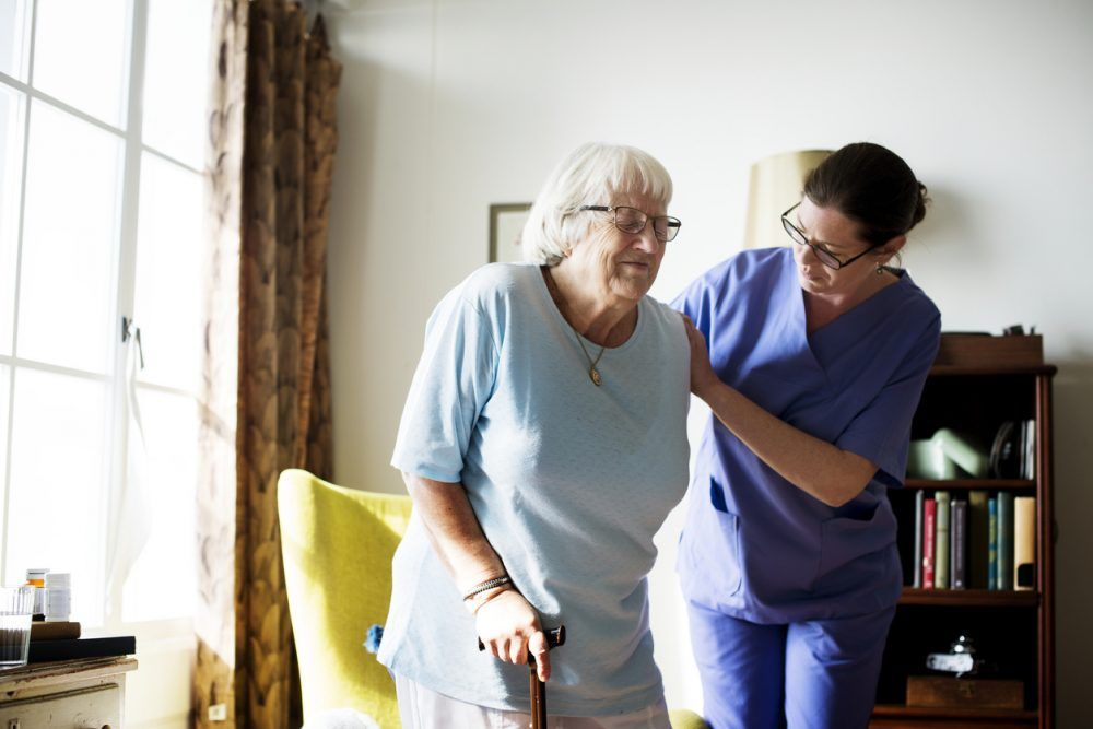 Falls prevention in older people what can nurses do