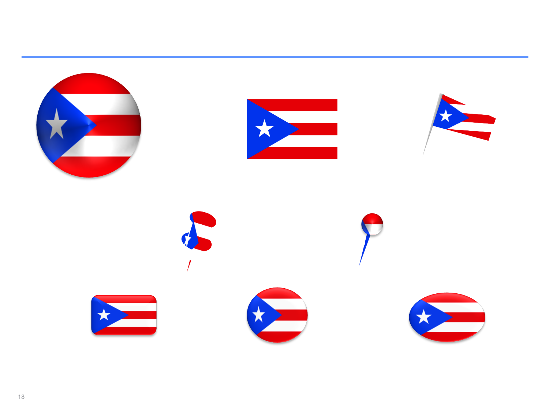 Puerto Rico Mapa Powerpoint Powerpoint Powerpoint Slide Templates Presentation Skills
