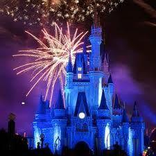 Walt Disney World in Orlando Florida