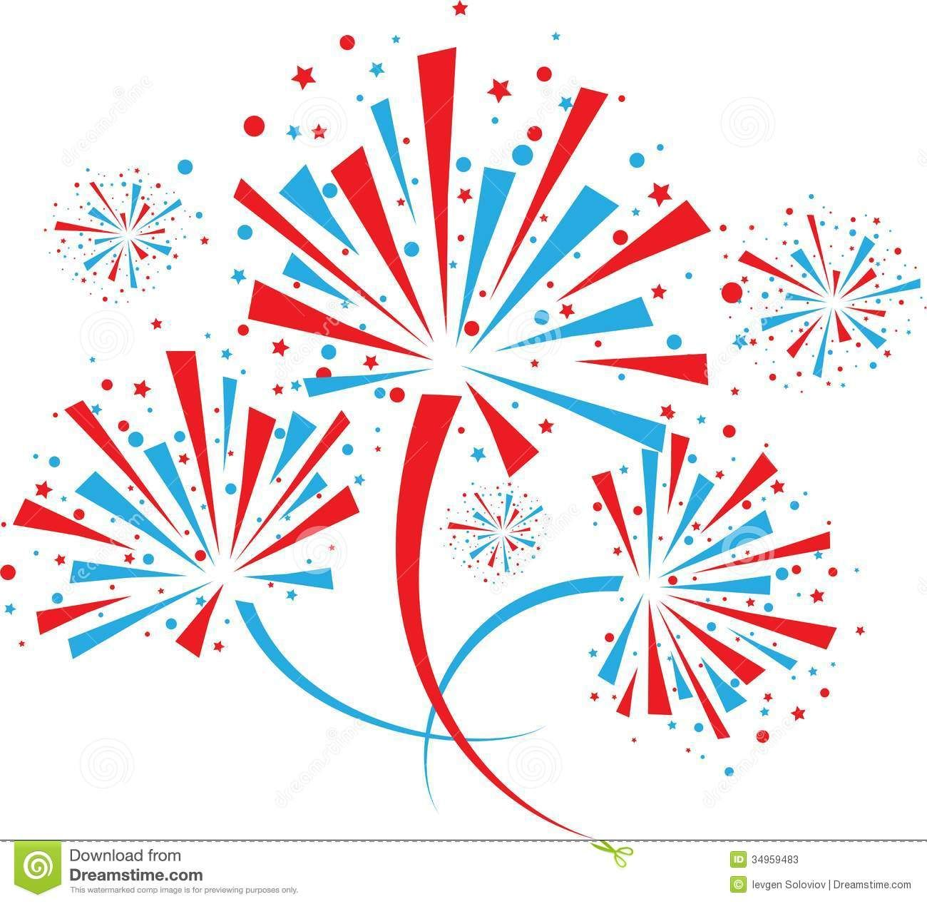 fireworks clipart Google Search color logo Pinterest
