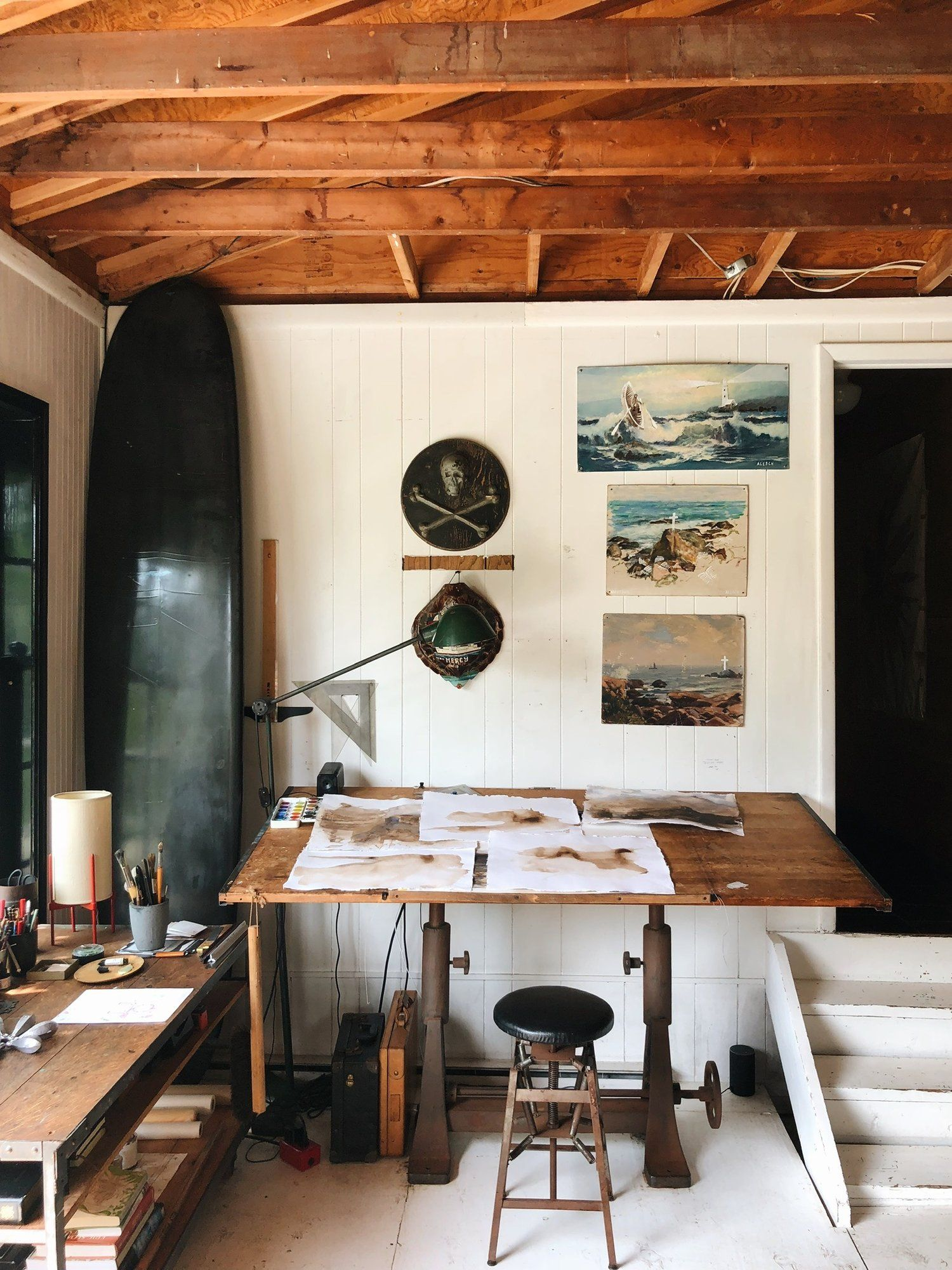 Colin King Surf Room Surf Style Home