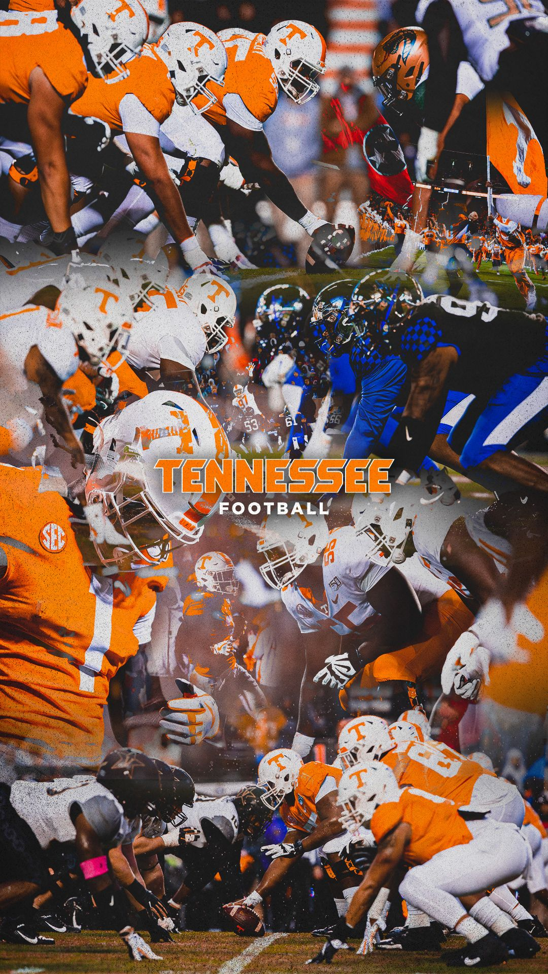 Tennessee Football 2019 On Behance In 2020 Tennessee Football Tennessee Volunteers Football Tennessee