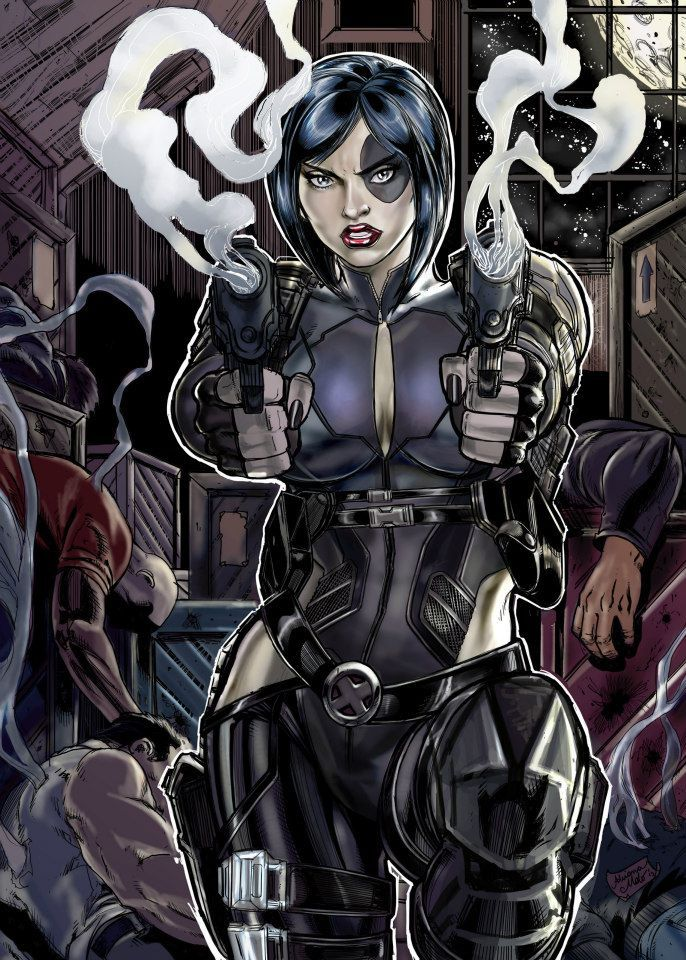 Image result for domino marvel