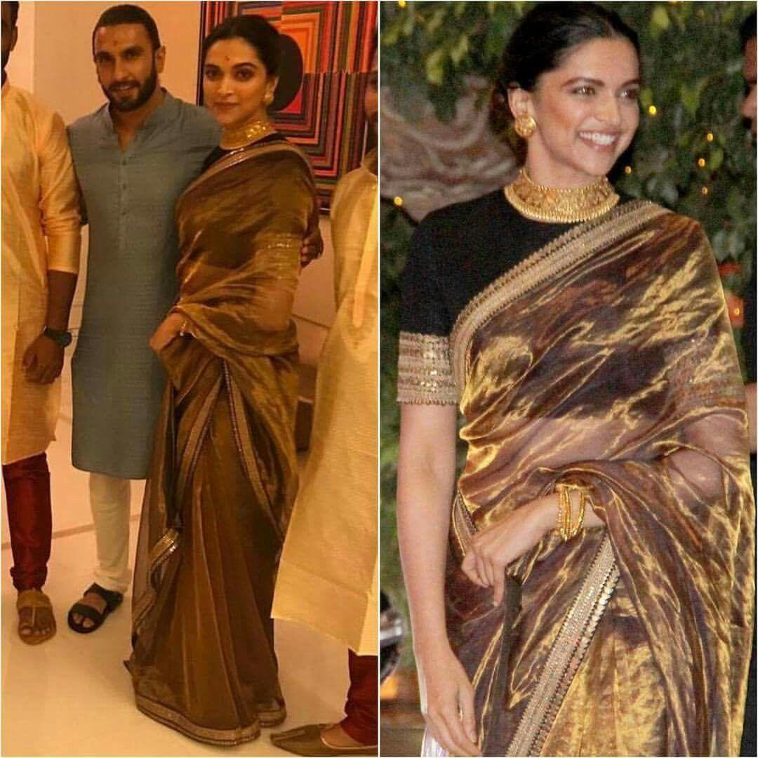 Pin by gauri on Chanderi love | Bollywood designer sarees ...