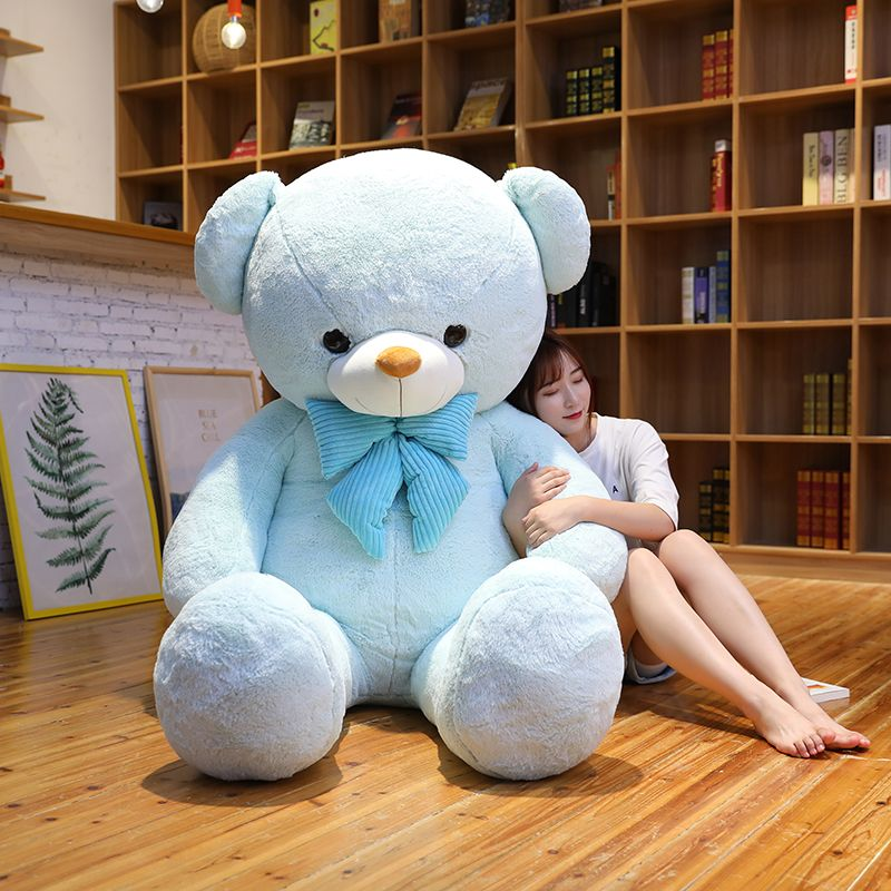 MaoGoLan 47 Inch Giant Teddy Bears Big Cute Plush Teddy Bear Huge Life Size T...