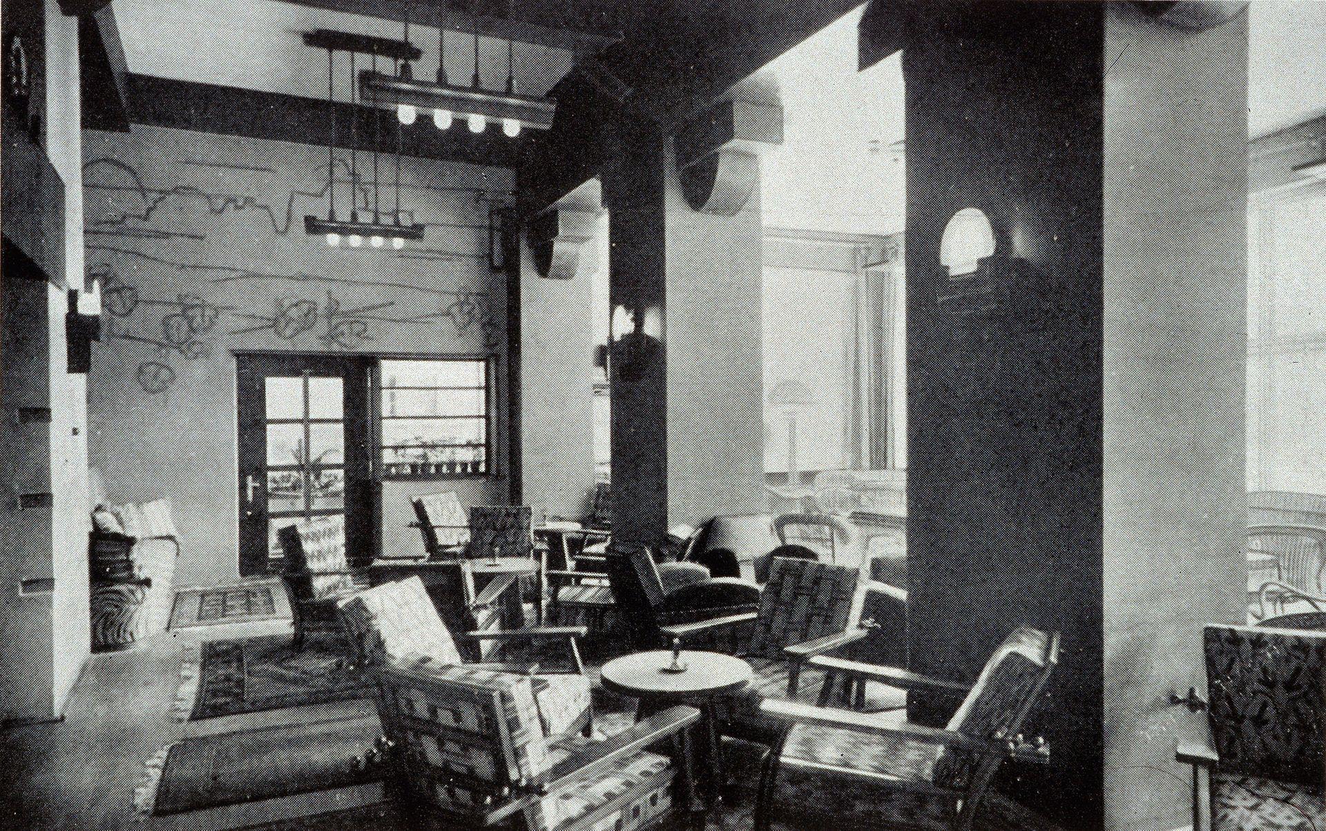 Interior of hotel alpenhof achensee and austria for Design hotel achensee