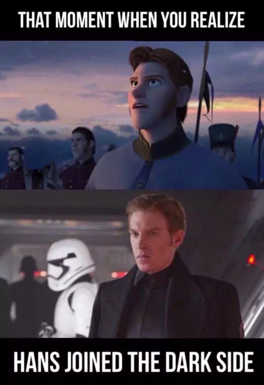 Pin By Mp3 Jr On Disney Star Wars Humor Funny Star Wars Memes Star Wars Memes