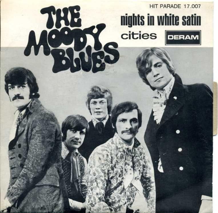 Afbeeldingsresultaat voor The Moody Blues