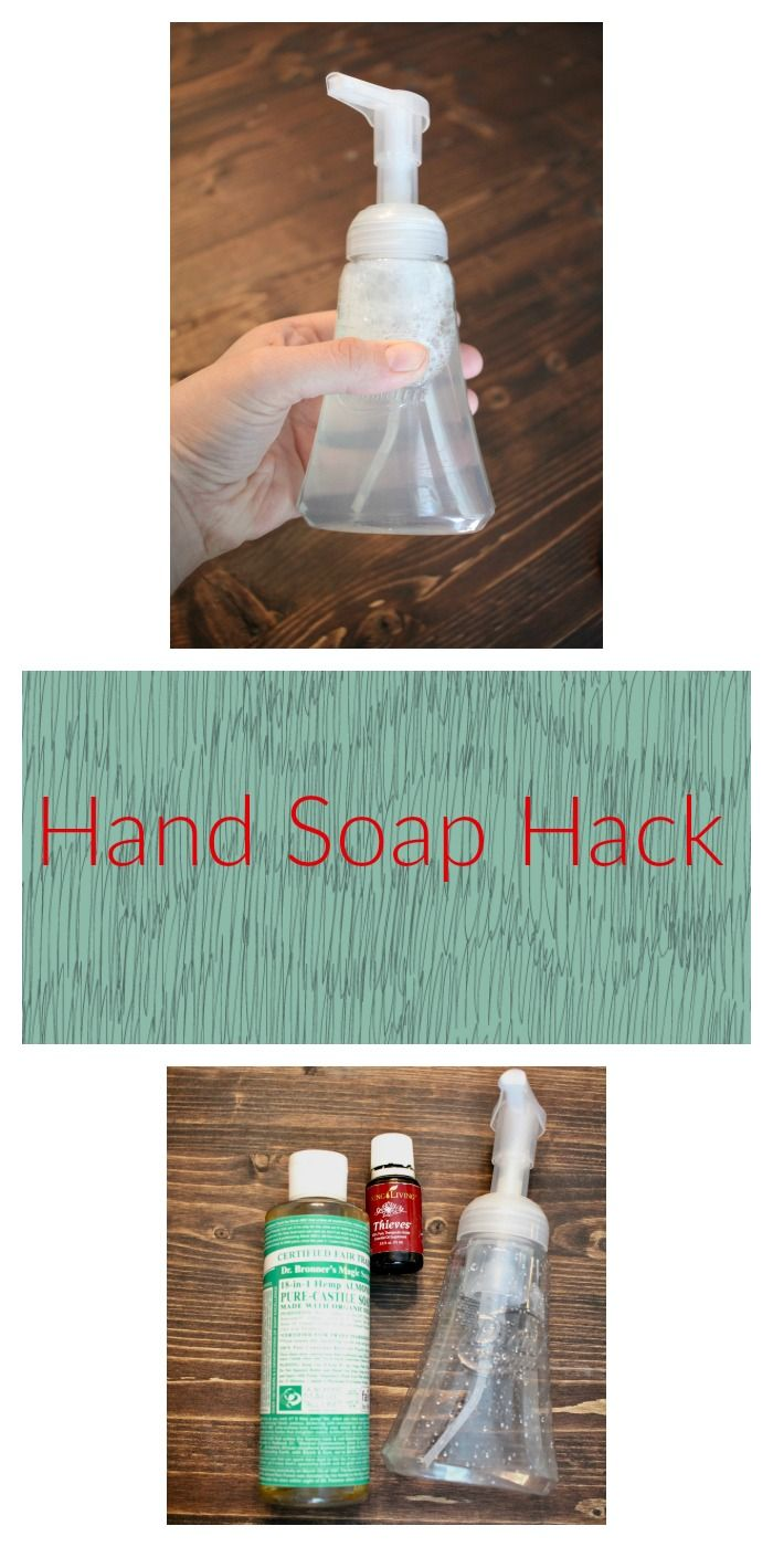 Hand Soap Hack Natural Wart Remedies Soap Natural