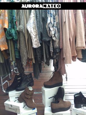 #moda #ropainvierno2014 #botines #auroramateomoda