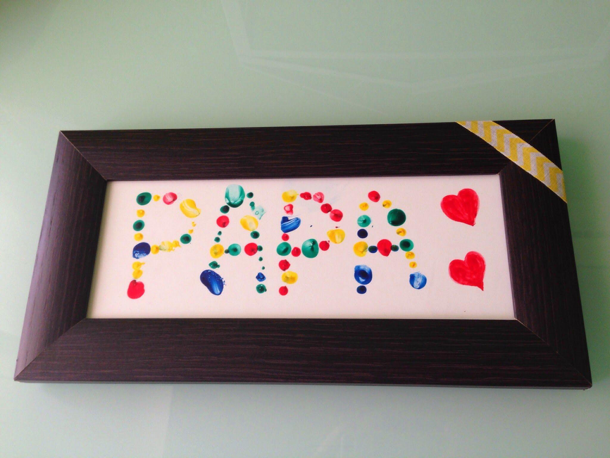 Diy regalo d a del padre gololo y toin para los - Ideas regalos para padres ...