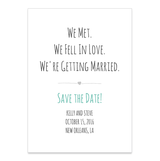 graphic regarding Free Printable Save the Date Templates named Take pleasure in Tale Printable Conserve the Day Templates Do it yourself conserve