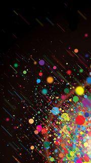 abstract壁紙 おすすめスマホ壁紙 虹の壁紙 カラフル 壁紙 かわいい 壁紙 iphone