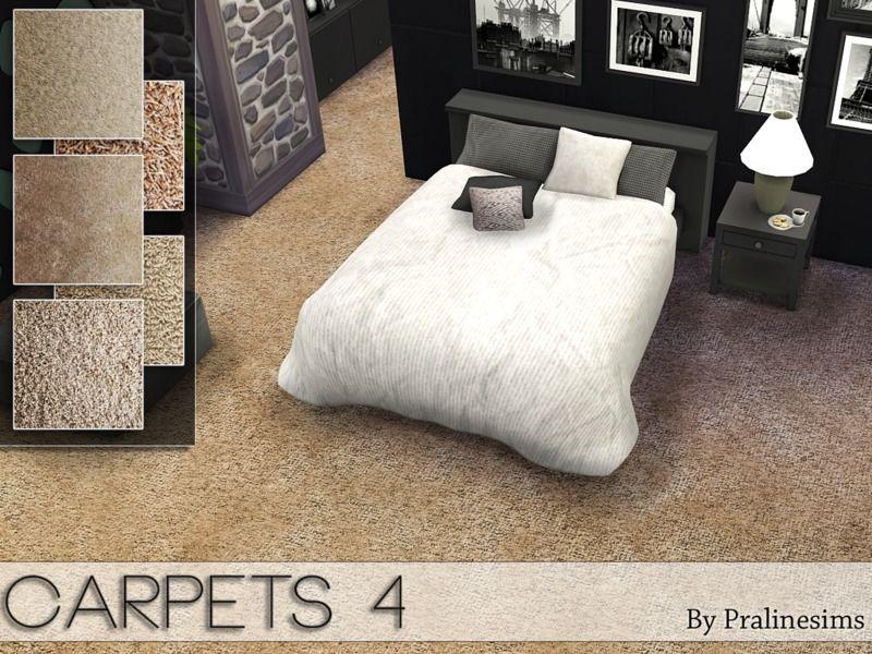 Sims 4 Carpet