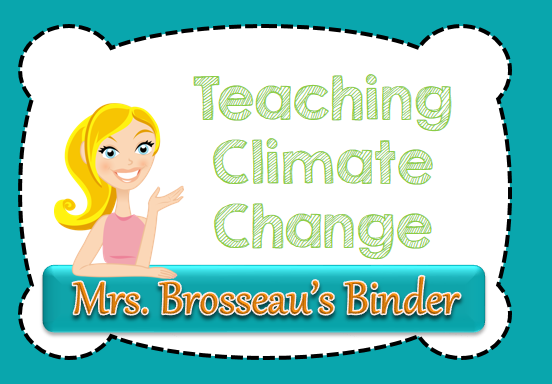 Ideas, labs, resources and activities for teaching climate
