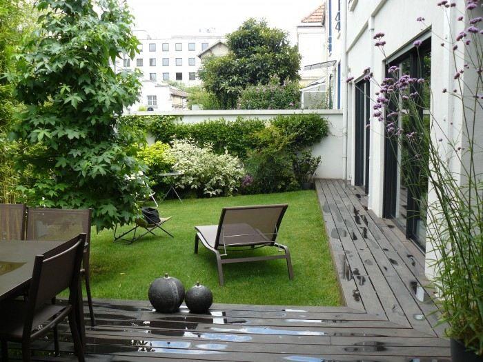 Jardin contemporain 35 id es d 39 am nagement sympathiques for Idees jardins contemporains
