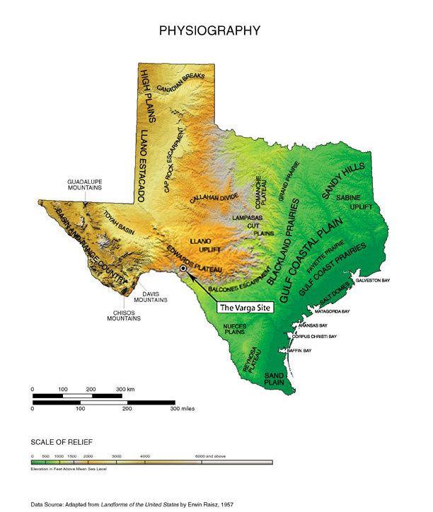 Balcones escarpment Edwards plateau Texas Pinterest Texas