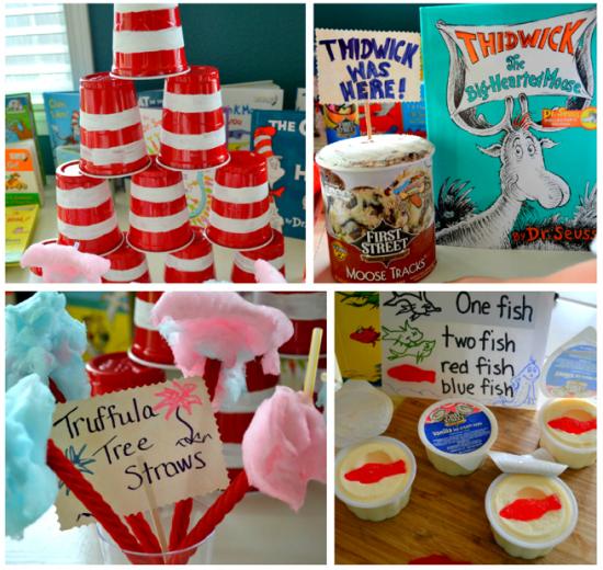 44 Happy Birthday Dr. Seuss Crafts To Make