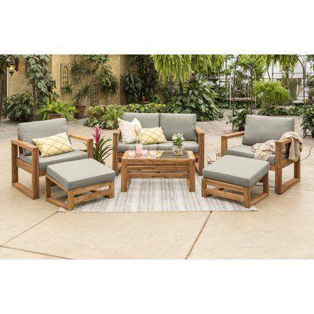 Patio Garden Patio Furniture Sets Wood Patio Outdoor